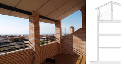 Ampliación de vivienda en Bargas (Toledo)