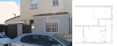 Vivienda en Camarenilla (Toledo)