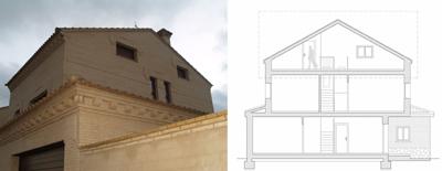 Ampliación de vivienda en Yunclillos (Toledo)