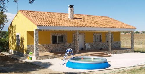 Vivienda en El Casar de Escalona (Toledo)