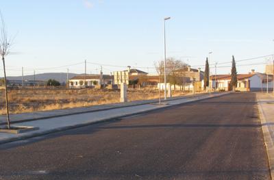 PAU residencial en Sonseca (Toledo)